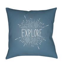 """Explore II EXP-005 18"""" x 18"""""""