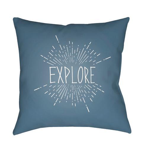 """Explore II EXP-005 20"""" x 20"""""""
