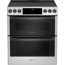 """See Details - GE Profile™ 30"""" Electric Pizza Oven"""