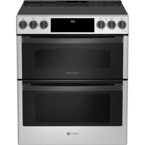 """GE ProfileGE Profile™ 30"""" Electric Pizza Oven"""