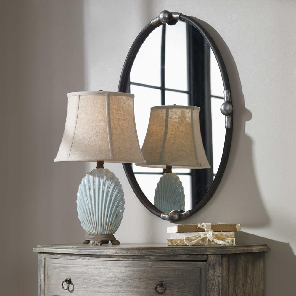 See Details - Carrick Oval Mirror