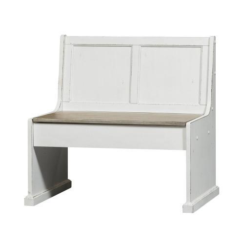 37 Inch Nook Bench