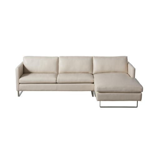 See Details - Milo Sectional - American Leather
