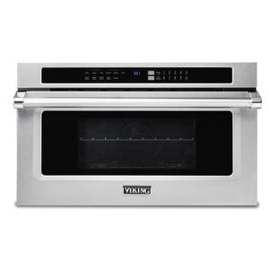 VikingViking Drop Down Door Convection/Speed Microwave Oven - VMDD Viking Professional