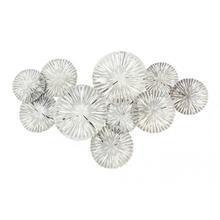 MH1061B  Silver Circles