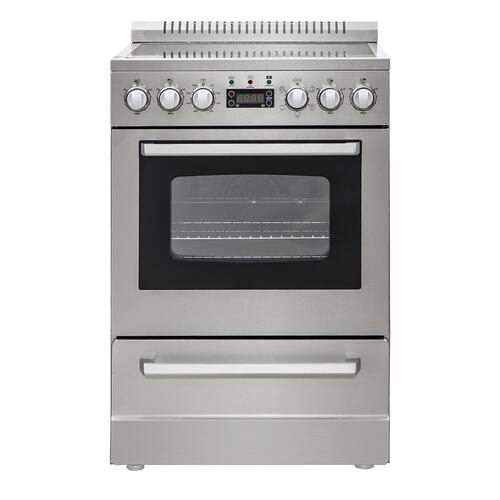 "24"" Deluxe Electric Range (Avanti Elite Series)"