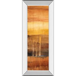 """""""Autumn Glows I"""" By Lanie Loreth Mirror Framed Print Wall Art"""