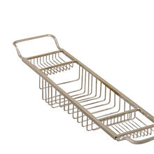 Essentials Contemporary, Adjustable Large Bathtub Rack