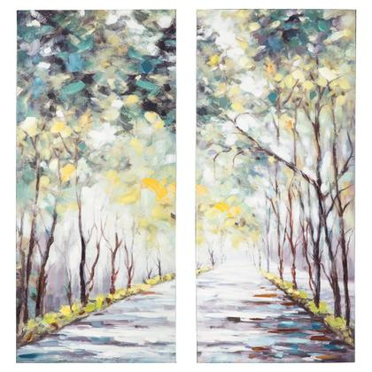 See Details - Donagh Wall Art (set of 2)