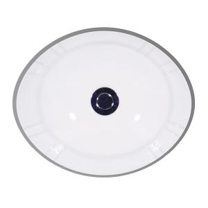 """White ANTIGUA Undermount Lavatory, 17"""" Product Image"""