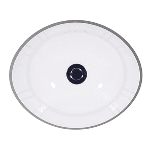"White ANTIGUA Undermount Lavatory, 17"" Product Image"