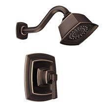 Boardwalk mediterranean bronze posi-temp® shower only
