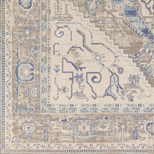 """Surya - Rafetus ETS-2367 7'10"""" x 10'2"""""""