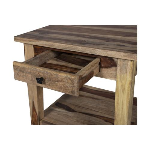 Porter International Designs - Tahoe End Table, SBA-9010N