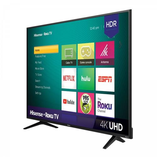 """50"""" Class - R7 Series - 4K UHD Hisense Roku TV with HDR (2019) SUPPORT"""