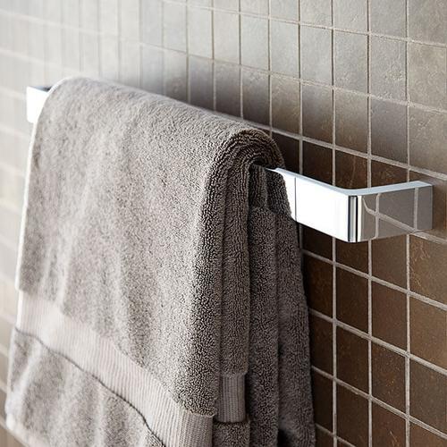 Dxv - Rem 24 Inch Towel Bar - Polished Chrome