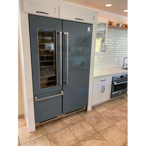 "24"" Wine Refrigerator - KRW Series - Froth"
