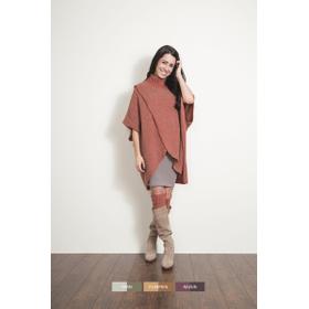 WB Reversible Bumble Knit Tunic Dress - XS (3 pc. ppk.)