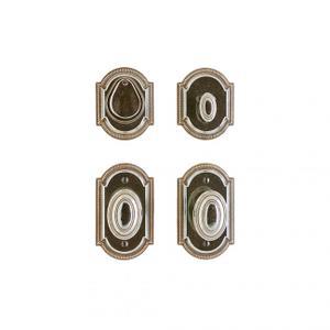 """Ellis Entry Set - 3"""" x 5"""" Silicon Bronze Brushed Product Image"""