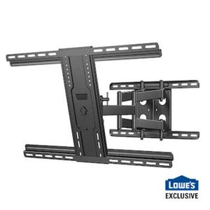 """SanusFull-motion TV wall mount for TVs 42""""-90"""" up to 125lbs."""