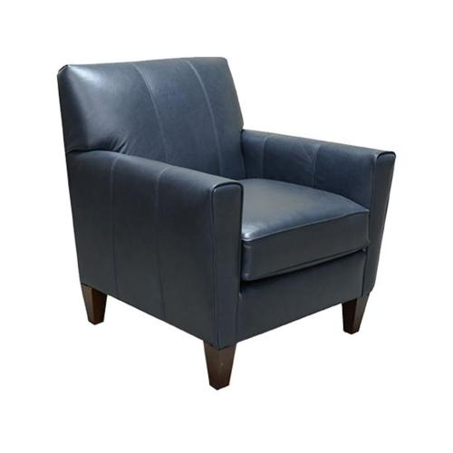 6204LS Collegedale Leather Chair