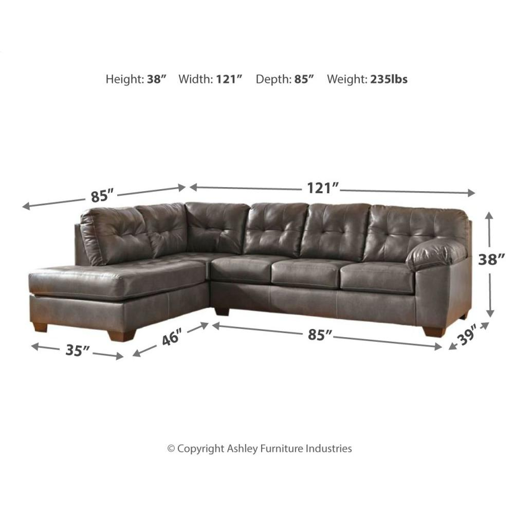 Product Image - Alliston 2-piece Sectional With Chaise