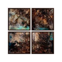 Mary Hong's Galaxy I-IV (Set of Four)