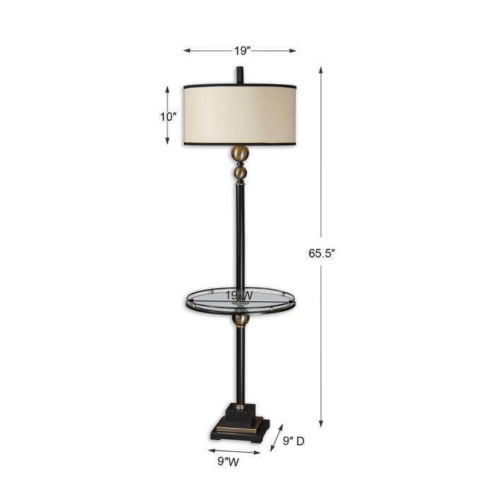 Uttermost - Revolution End Table Lamp