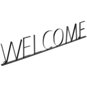 """Welcome"" Wall Decor"