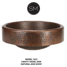 Vanity Vessel Sink