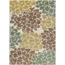 Deco - DCO1020 Ivory Rug (Multiple sizes available)