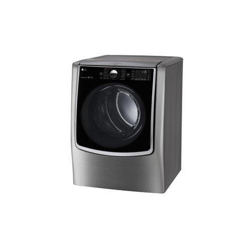 9.0 cu. ft. Large Smart wi-fi Enabled Electric Dryer w/ TurboSteam™