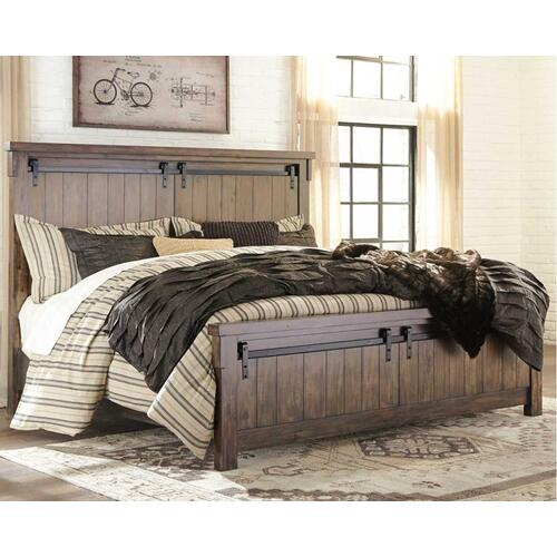 Lakeleigh California King Panel Bed