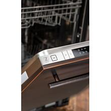 Oil-Rubbed Bronze Dishwasher
