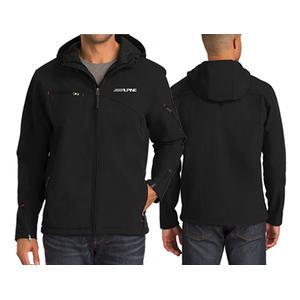 Gallery - Alpine Hooded Tech Jacket (Unisex)