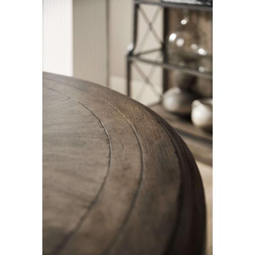 Woodlands 72in Round Dining Table