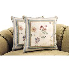 Welted Banded Pillow