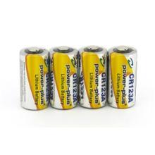 pureAir PERSONAL Batteries  CR123A Lithium Batteries 4 Pack pureAir PERSONAL Batteries