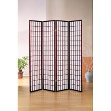7033 CHERRY 4-Panel Room Divider