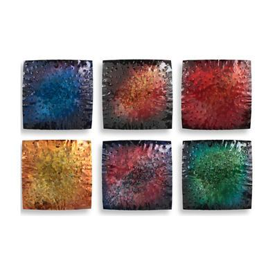 Artisan House - Color Squares (S/6)