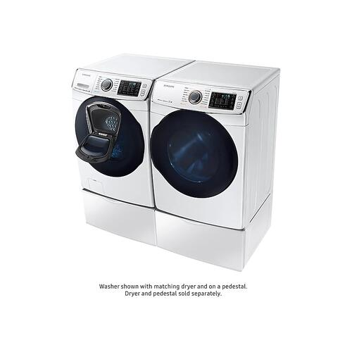 Gallery - 7.5 cu. ft. Gas Dryer in White