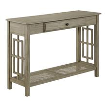See Details - Cambridge Foyer Table