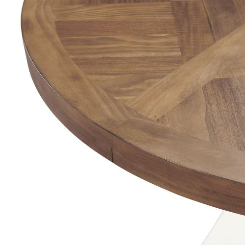 Park Creek Round Standard Height Dining Table