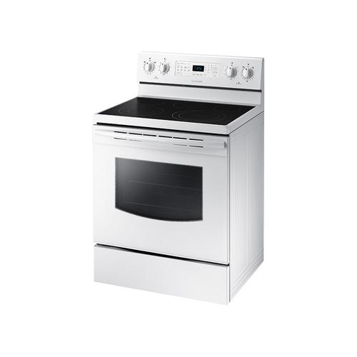 Samsung - 5.9 cu. ft. Electric Range with Fan Convection