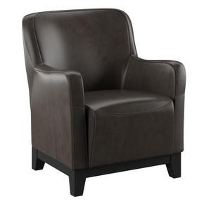 Amanda Accent Chair, Brown U905bl-05