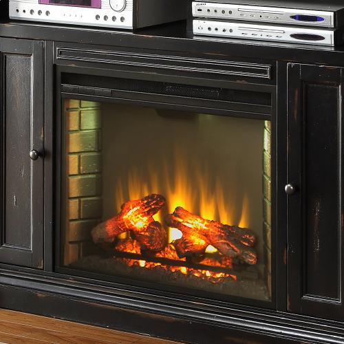 Manchester Fireplace Media Center