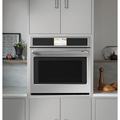 """Cafe - Café™ Professional Series 30"""" Smart Built-In Convection Single Wall Oven"""