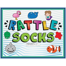 Rattle Socks Sign