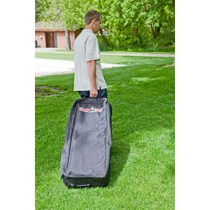 Cooking Systems Roller Bag - 2 Burner