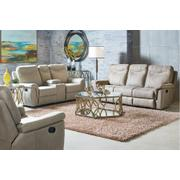 Boardwalk Manual Motion Recliner, Stone Product Image